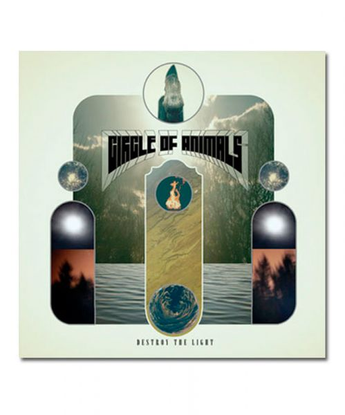 Circle of Animals Destroy the Light CD