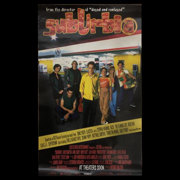 Suburbia Movie [1996, SMALL] Poster