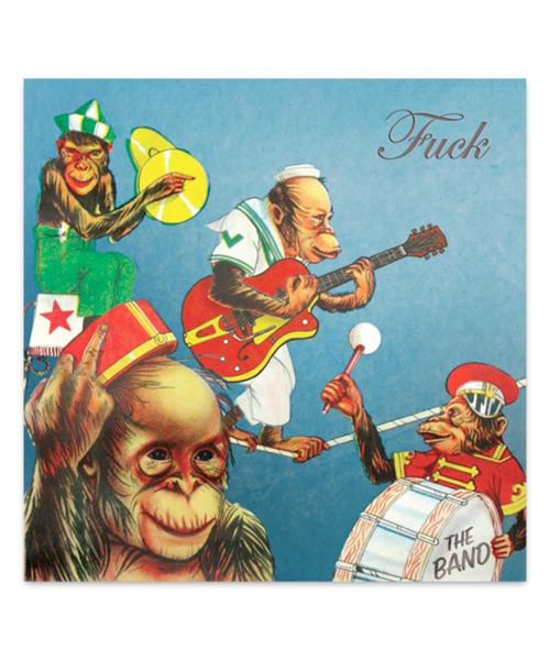 Fuck - The Band CD