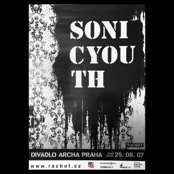 Archa Theater [8-25-07, Prague, HR] Poster