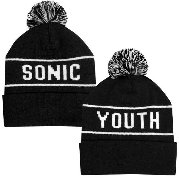 Sonic Youth Knit Hat