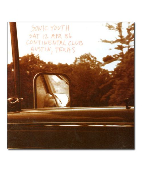 Sonic Youth Live at the Continental Club, 1986 - Digital Download