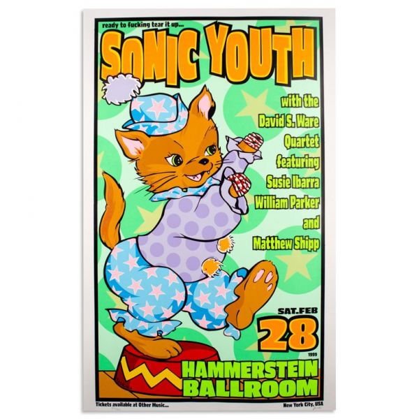 Hammerstein Ballroom [2-28-99, New York, NY] Poster