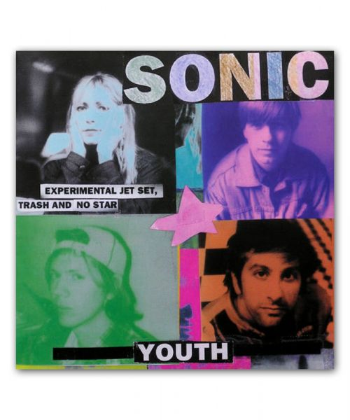 Sonic Youth Experimental Jet Set REISSUE Vinyl LP
