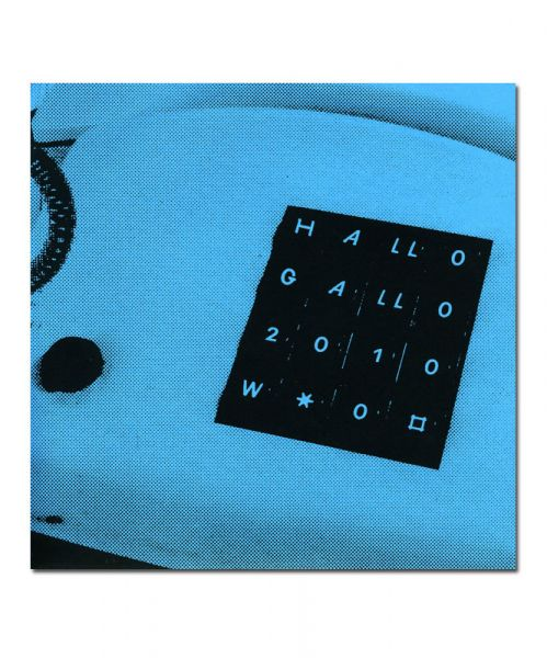 "Hallogallo 2010 Debut (7"" / Download)"
