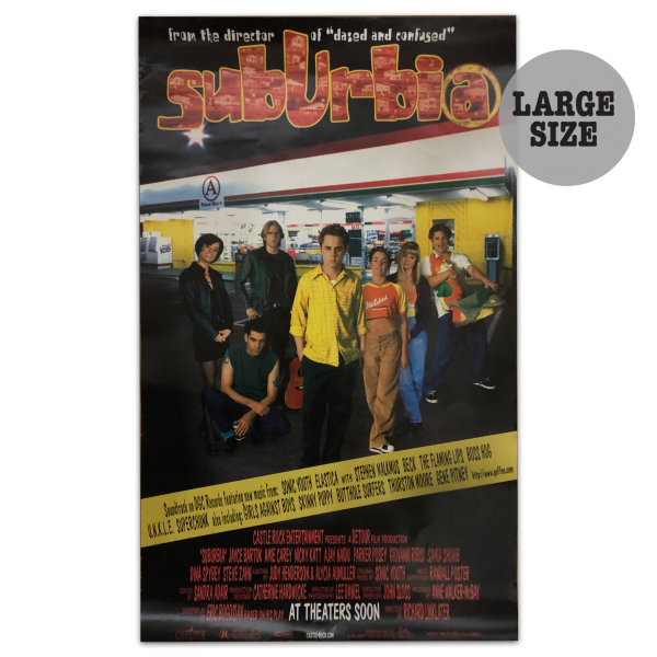 Suburbia Movie [1996, LARGE] Poster