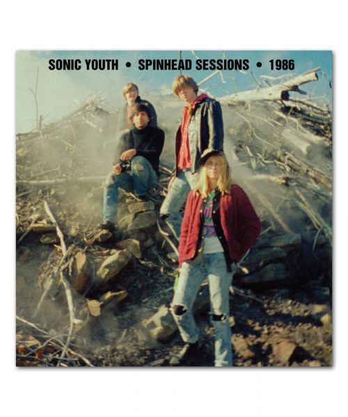 Sonic Youth Spinhead Sessions CD