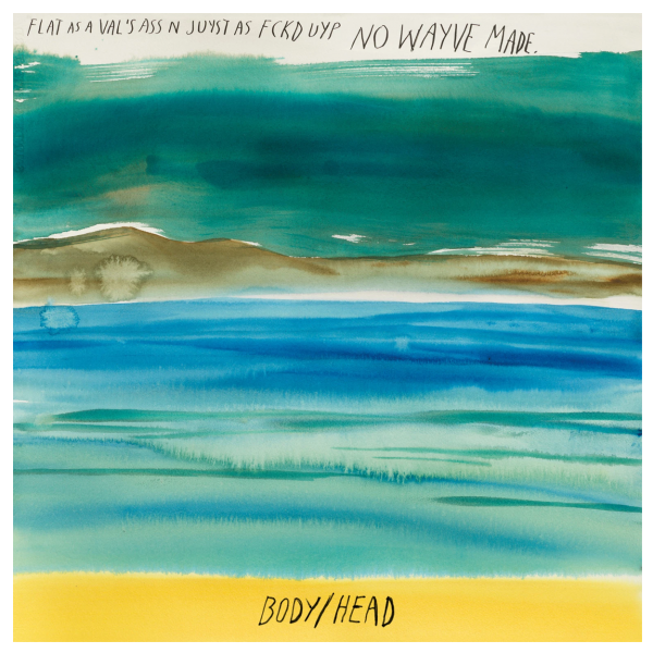 Body/Head No Waves CD