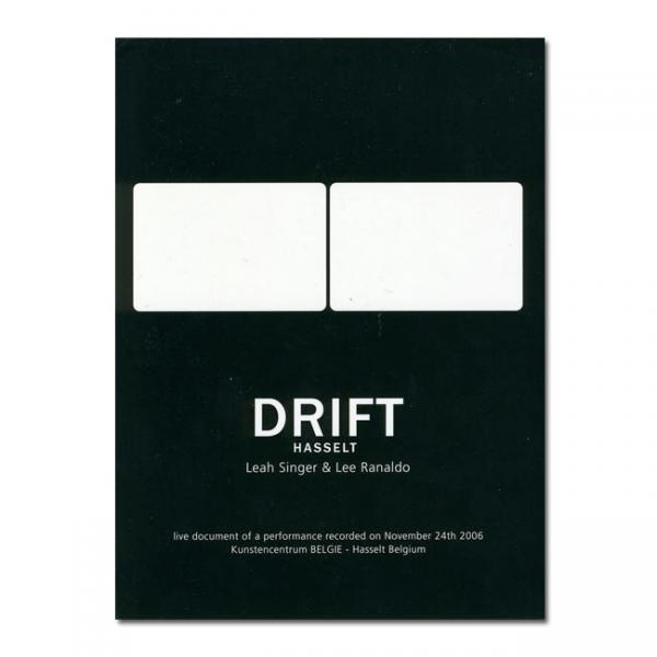 Leah Singer & Lee Ranaldo: Drift Hasselt DVD