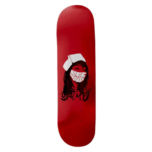 Nurse Skateboard 8.25