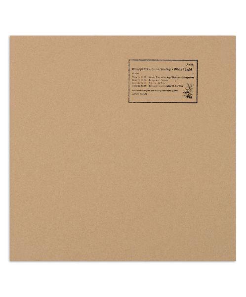 Disappears + Steve Shelley + White/Light